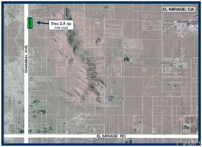 El Mirage Residential Lots & Land For Sale: Chamisal Road