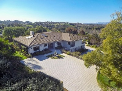 Fallbrook Single Family Home For Sale: 19 Gateview Drive