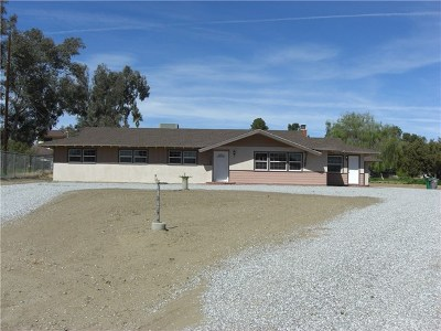 Moreno Valley Single Family Home For Sale: 28340 Locust Avenue
