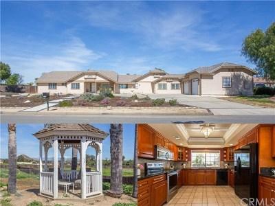 Menifee Single Family Home For Sale: 28778 Capano Bay Court