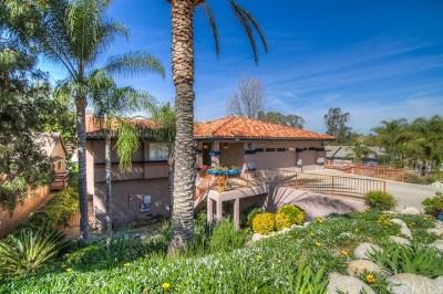 Canyon Lake Single Family Home For Sale: 30581 Emperor Drive