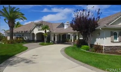 Temecula Single Family Home For Sale: 39621 Patagonia Court