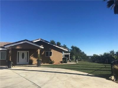 Murrieta Single Family Home For Sale: 40150 Avenida Del Tiendas