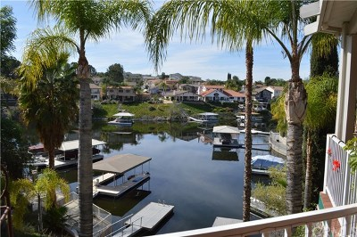 Canyon Lake Single Family Home For Sale: 22489 Boating Way