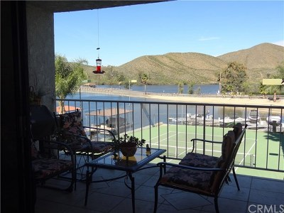 Canyon Lake Condo/Townhouse For Sale: 22570 Bass Place #7