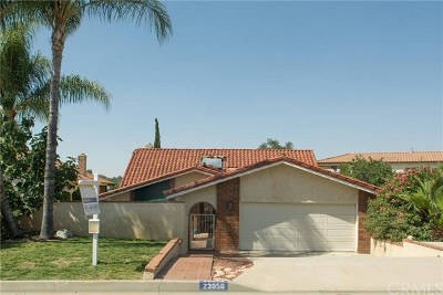 Canyon Lake Single Family Home For Sale: 23956 Continental Drive