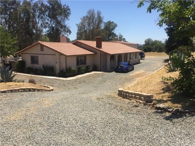 Murrieta Single Family Home Active Under Contract: 37530 Los Alamos Road