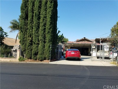 Riverside Single Family Home Active Under Contract: 7010 38th. Street