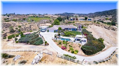 Temecula Single Family Home For Sale: 38120 Avenida Bravura