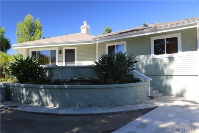 Wildomar Single Family Home For Sale: 32201 Windsong Lane