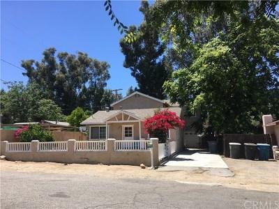 Lake Elsinore Multi Family Home For Sale: 32945 Rose Avenue