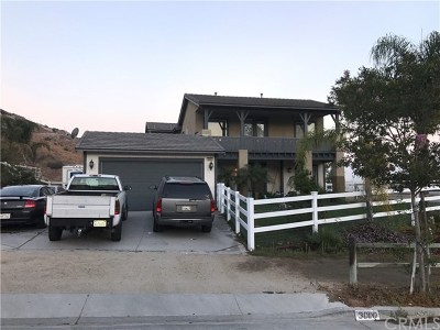 Norco Single Family Home For Sale: 3000 Crestview Drive