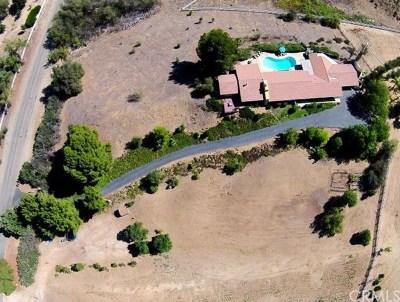 Canyon Lake, Lake Elsinore, Menifee, Murrieta, Temecula, Wildomar, Winchester Rental For Rent: 41040 Los Ranchos Circle