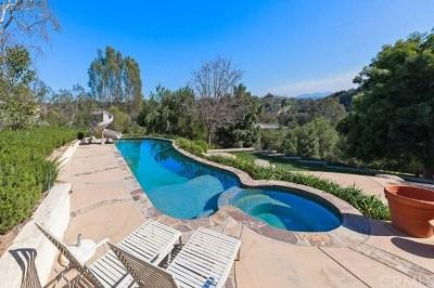 Fallbrook Single Family Home For Sale: 145 Morro Hill Road