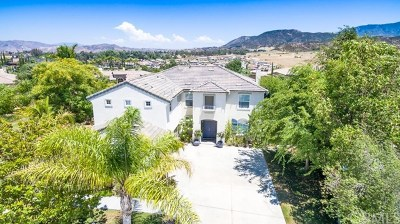 Temecula Single Family Home For Sale: 34133 Milat Street