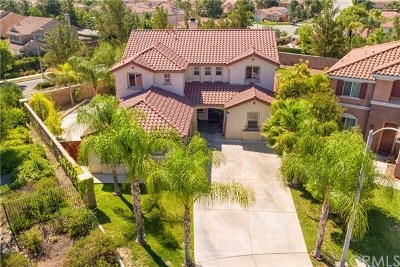 Murrieta Single Family Home For Sale: 29286 Derby Drive