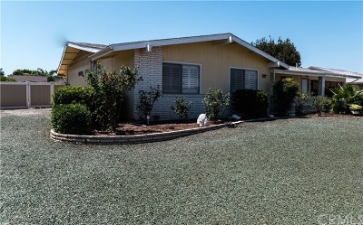 Menifee Single Family Home For Sale: 26481 Fordham Drive