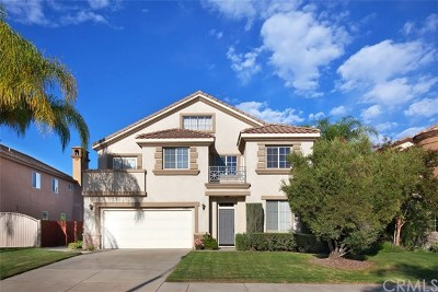 Temecula Single Family Home For Sale: 41888 Carleton Way