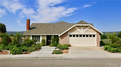 Murrieta Single Family Home Active Under Contract: 24861 Adams Avenue