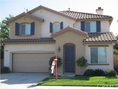 Lake Elsinore Single Family Home For Sale: 31983 Sugarbush Lane