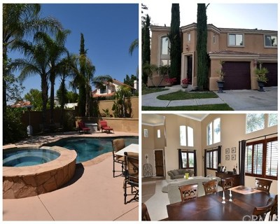 Canyon Lake Single Family Home For Sale: 29743 Vacation Drive