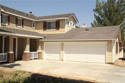 Perris Single Family Home For Sale: 3810 Carnelian Court