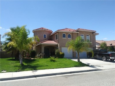 Menifee Single Family Home For Sale: 28217 Cranberry Road