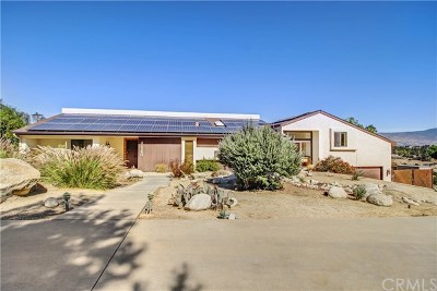 Hemet Single Family Home For Sale: 41240 Descanso Drive