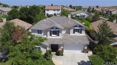 Temecula CA Single Family Home For Sale: $484,900