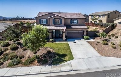 Murrieta CA Single Family Home For Sale: $410,000
