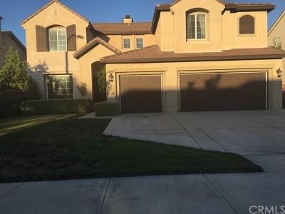 Canyon Lake, Lake Elsinore, Menifee, Murrieta, Temecula, Wildomar, Winchester Rental For Rent: 38860 Cherry Point Lane