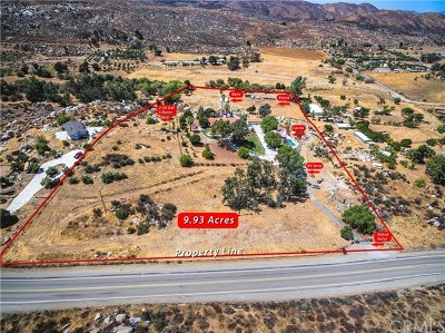Hemet Single Family Home For Sale: 32375 Sage Road