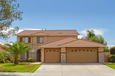 Single Family Home For Sale: 33439 Corte Mangarino