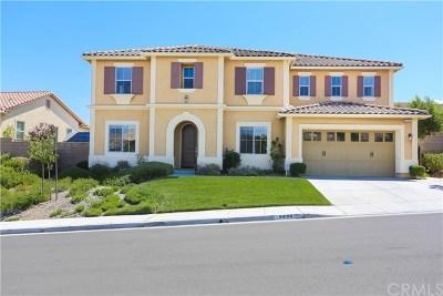 Temecula Single Family Home Active Under Contract: 44186 Reidel Street