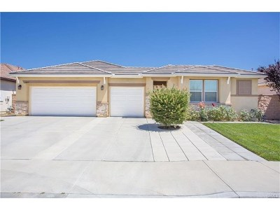 Menifee Single Family Home For Sale: 27432 Finale Court