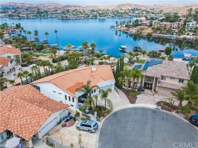 Canyon Lake Single Family Home For Sale: 29611 Bonanza Place