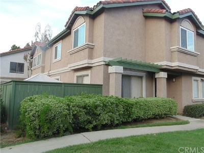 Rancho Cucamonga Condo/Townhouse Active Under Contract: 8362 Sunset Trail Place #A