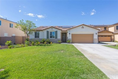 Winchester Single Family Home For Sale: 31280 Pinon Pine Circle