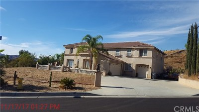 Redlands Single Family Home For Sale: 2150 Horse Trail Drive
