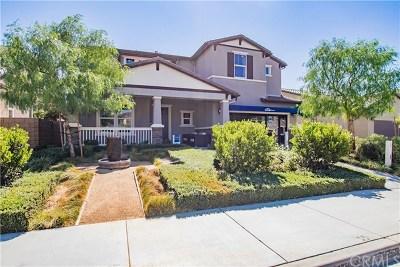 Menifee Single Family Home For Sale: 31340 Caprice Road