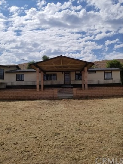 Perris Single Family Home For Sale: 21141 Sharp Road