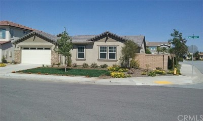 Winchester Single Family Home For Sale: 35094 Painted Rock Street