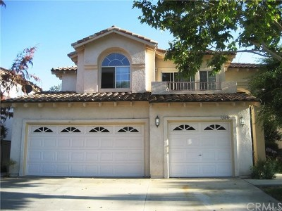 Temecula Single Family Home For Sale: 32091 Via Benabarre