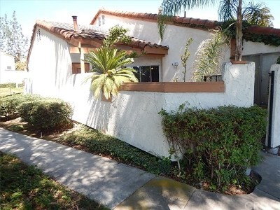 West Covina Condo/Townhouse For Sale: 3729 New York Street