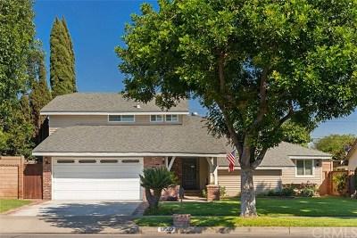 Tustin Single Family Home Active Under Contract: 13532 Loretta Drive