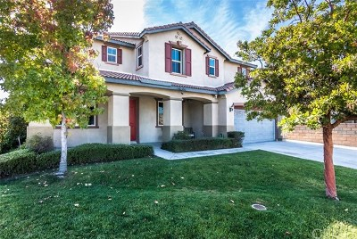 Murrieta Single Family Home For Sale: 26217 Isabella Place