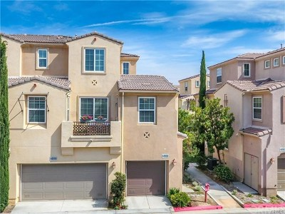 Temecula Condo/Townhouse Active Under Contract: 44988 Hawthorn Street
