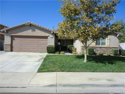 Perris Single Family Home For Sale: 4430 Candelaria Way