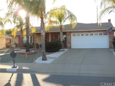 Menifee Single Family Home For Sale: 27605 Decatur Way