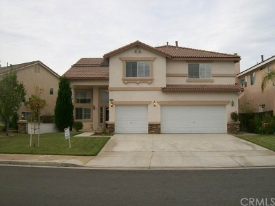 Temecula Single Family Home For Sale: 33354 Morning View Drive